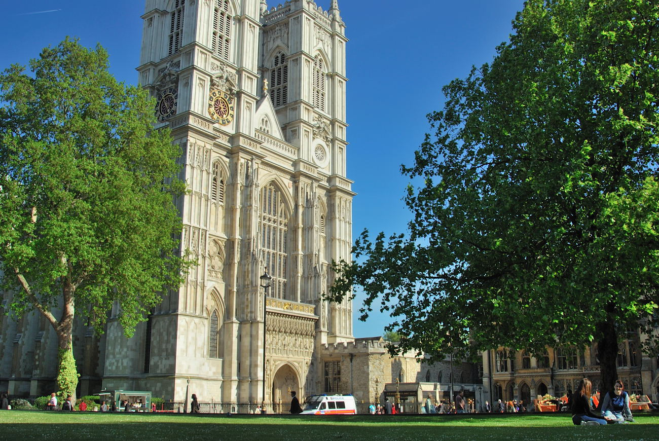Westminster Abbey/ウェストミンスター寺院: イギリス留学生日記~From Sheffield~
